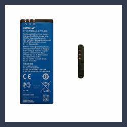 Nokia Li-Polymer 1300 mAh BP-5H