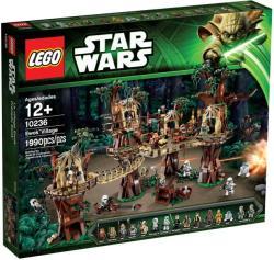LEGO Star Wars - Ewok falu (10236)