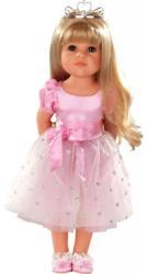 Götz Hannah hercegnő baba, kék szemű, szőke hajú - 50 cm