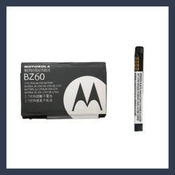 Motorola Li-Ion 900 mAh BZ60