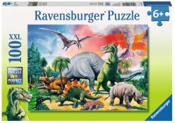 Ravensburger XXL Puzzle Dinoszaurusz 100 db-os