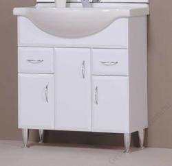 tBoss Bianka 75 alsó szekrény mosdótál