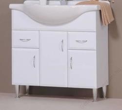 tBoss Bianka 85 alsó szekrény mosdótál
