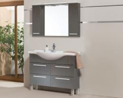 tBoss Bianka trend 105 alsó szekrény mosdótál