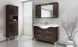 tBoss Bianka trend 120 alsó szekrény mosdótál