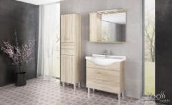 tBoss Bianka elegant 85 alsó szekrény mosdótál