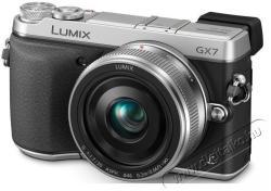 Panasonic Lumix DMC-GX7C + 20mm