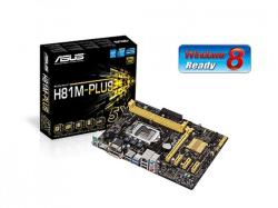 ASUS H81M-PLUS