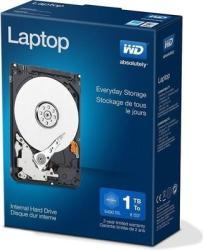 """Western Digital Laptop Mainstream 2.5"""" 1TB 5400rpm 8MB SATA2 WDBMYH0010BNC"""