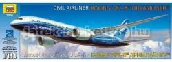 Zvezda Boeing 787 Dreamliner 1/144 7008