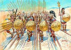 Zvezda Macedonian Phalanx (i. e. IV-I. sz.) 1/72