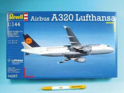 Revell Airbus A320 Lufthansa 1/144 4267