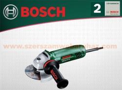 Bosch PWS 8-125 CE