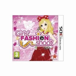 Rising Star Games Girls Fashion Shoot (3DS)