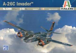 Italeri A-26C Invader 1/72 1259