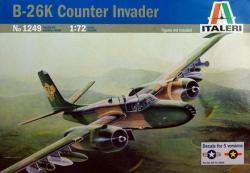 Italeri B-26K Counter Invader 1/72 1249