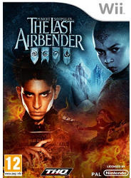 THQ Avatar The Last Airbender (Wii)