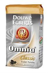 Douwe Egberts Omnia Classic, szemes, 1kg