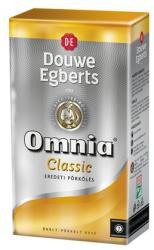 Douwe Egberts Omnia Classic, őrölt, vákuumos csomagolásban, 250g