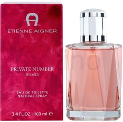 Etienne Aigner Private Number EDT 100ml