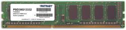 Patriot 8GB DDR3 1333MHz PSD38G13332