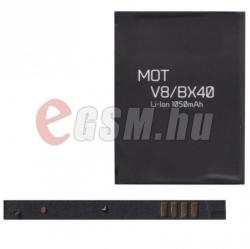 Utángyártott Motorola Li-Ion 720 mAh BX40