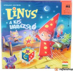 Drei Magier Spiele Linus a kis varázsló