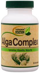 Vitamin Station Alga Complex tabletta 90db