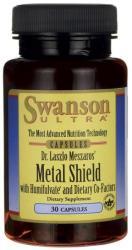 Swanson Nehéz fém méregtelenítő készítmény 30db kapszula