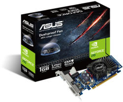 ASUS GeForce 210 1GB GDDR3 64bit PCIe (210-1GD3-L)