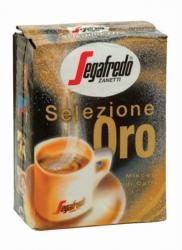 Segafredo Selezione Oro, őrölt, vákuumos csomagolásban, 1kg