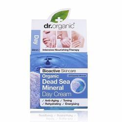 Dr. Organic Bio Holt-tengeri nappali krém 50ml