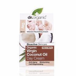 Dr. Organic Bio Kókuszolaj nappali krém - 50ml