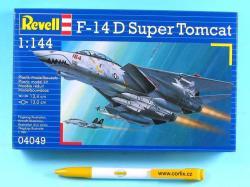 Revell F-14D Super Tomcat 1/144 4049