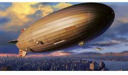 Revell Luftschiff LZ129 Hindenburg 1/720 4802