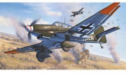 Revell Junkers Ju-87G/D 1/72 Tank Buster 4692
