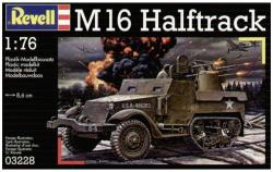 Revell M16 Halftrack 1/76 3228