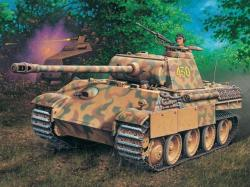 Revell Pz. Kpfw. V PANTHER Ausf. G (Sd. Kfz. 171) 1/72 3171