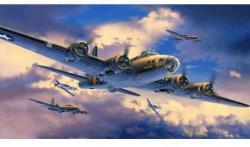 Revell B-17F Memphis Belle 1/72 4279