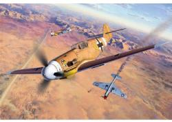 Revell Messerschmitt Bf-109F-2/4 1/48 4656