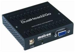 Matrox DualHead-2-GO