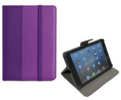 Belkin Verve Folio Stand for iPad mini - Purple (F7N037VFC02)