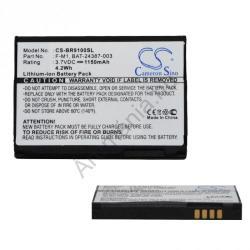 Utángyártott BlackBerry Li-ion 1100 mAh F-m1
