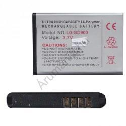 Utángyártott LG LI-Polymer 700 mAh LGIP-520N