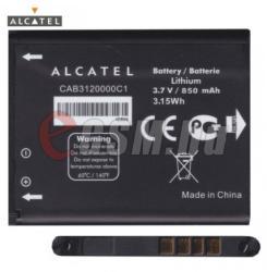 Alcatel LI-ION 850 mAh CAB3120000C1