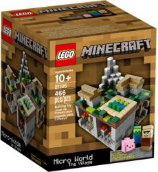 LEGO Minecraft - Micro World - A falu (21105)