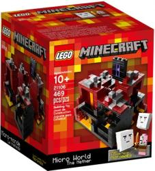 LEGO Minecraft - Micro World - Alvilág (21106)