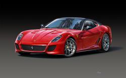 Revell Ferrari 599 GTO 1/24 7091