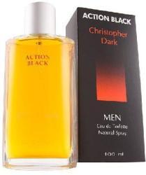 Christopher Dark Action Black EDT 100ml
