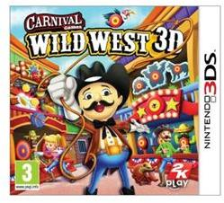 2K Games Carnival Games Wild West 3D (3DS)